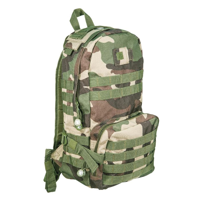 Sac a dos 20 litres camouflage chasseur et compagnie