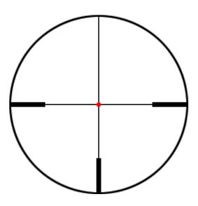 Schmidt bender reticule fd7