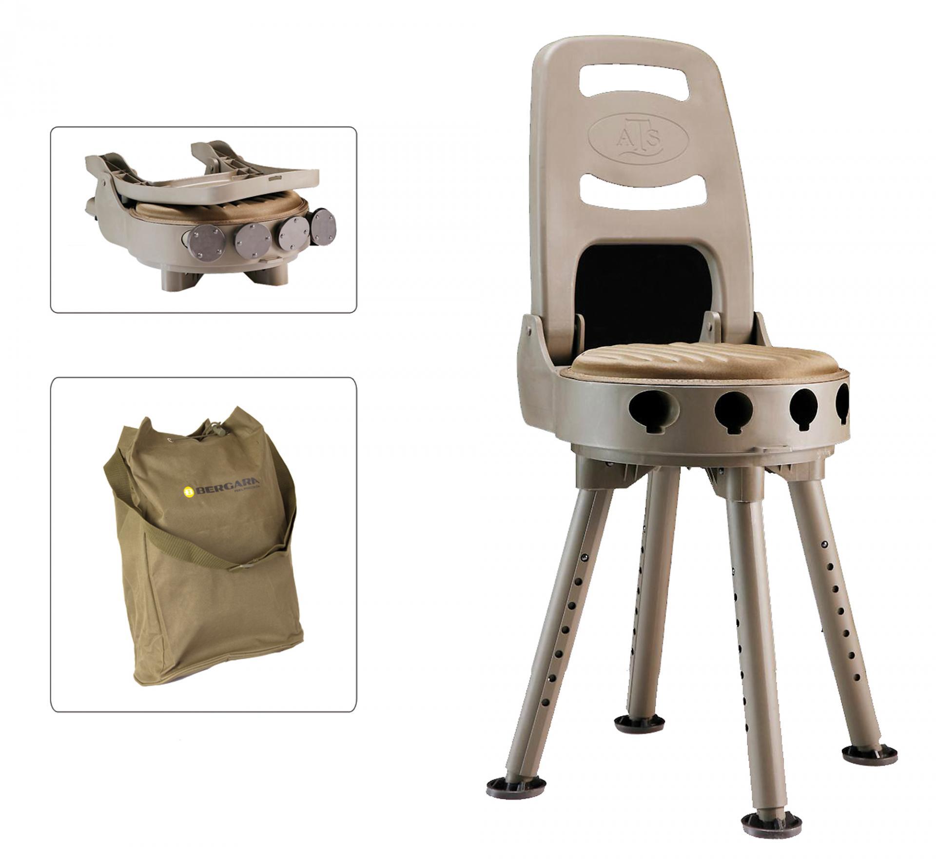 Sie ge d affu t ats de montable transportable et rotatif chez chasseur et compagnie