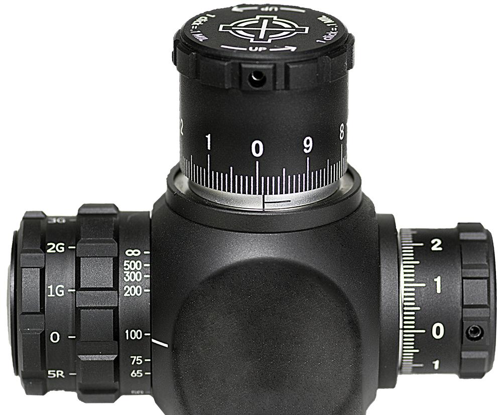 Sightmark pinacle 5 30x50 re ticule mrad tir classe f