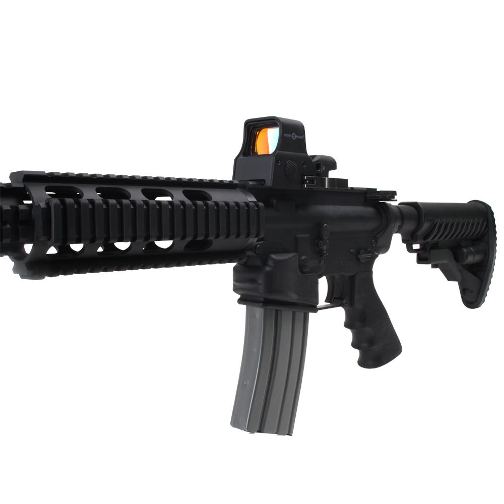 Sightmark ultra shot qd reflex sight digital