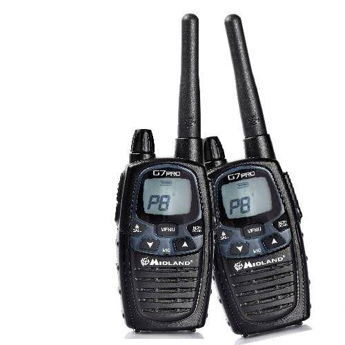 Talkie walkie Midland G7 Pro