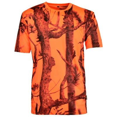 Tee Shirt Percussion Fluo GhostCamo