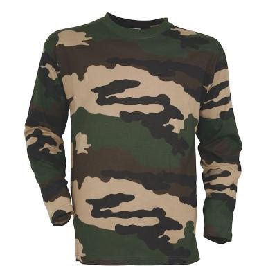Tee Shirt manches longues Percussion Camo CE