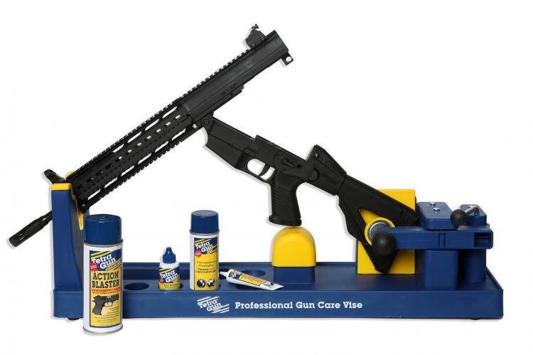 Tetra gun provise professionnel support pour l entretien et nettoyage des armes