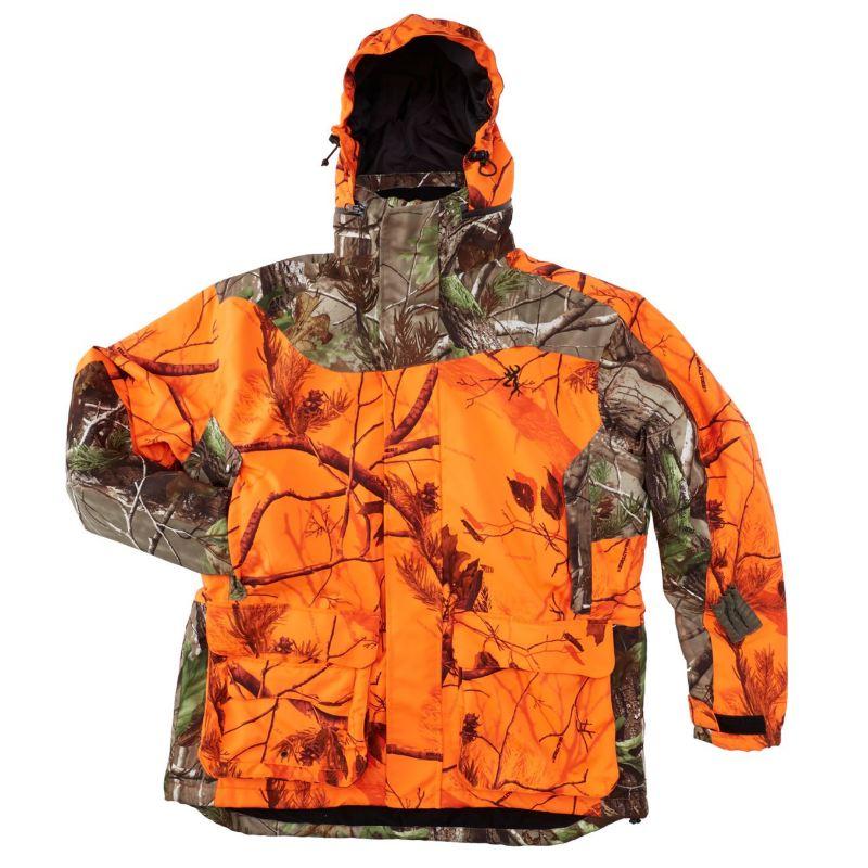 Veste browning xpo one rtblz blaze orange et epi chasse