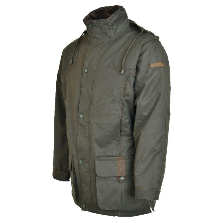 Veste Percussion Sologne Skintane® Optimum