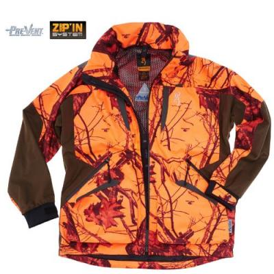 Veste XPo light Zippin Blaze Orange Browning