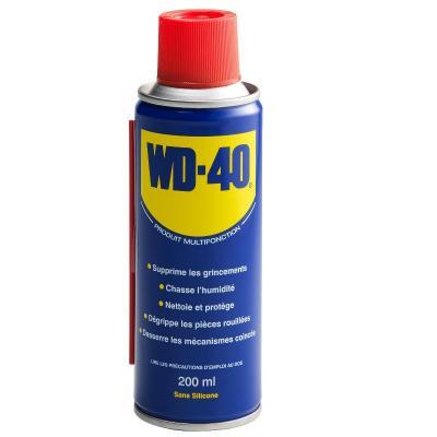 WD40 en spray