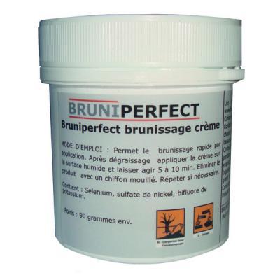 Brunissage à froid en crème Bruniperfect