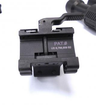 Anneaux de montage pour magnifier sightmark