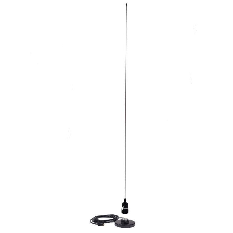 Antenne de toit Supra Black Edition 125 cm