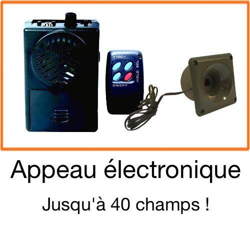 Appeau electronique