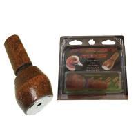 Appeau en bois canard siffleur helen baud pour chasse