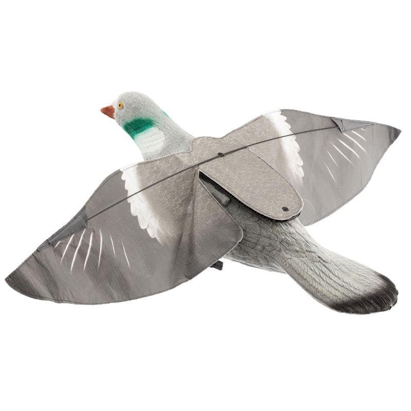 Appelant de pigeon a ailes battantes avec le vent pas cher1
