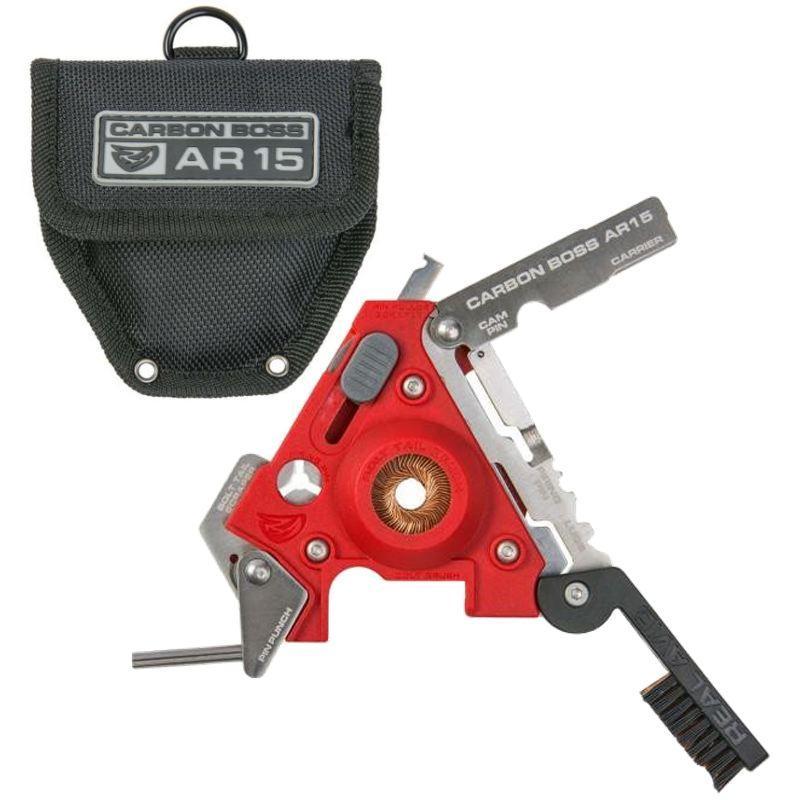 AR15 Carbon boss Real Avid
