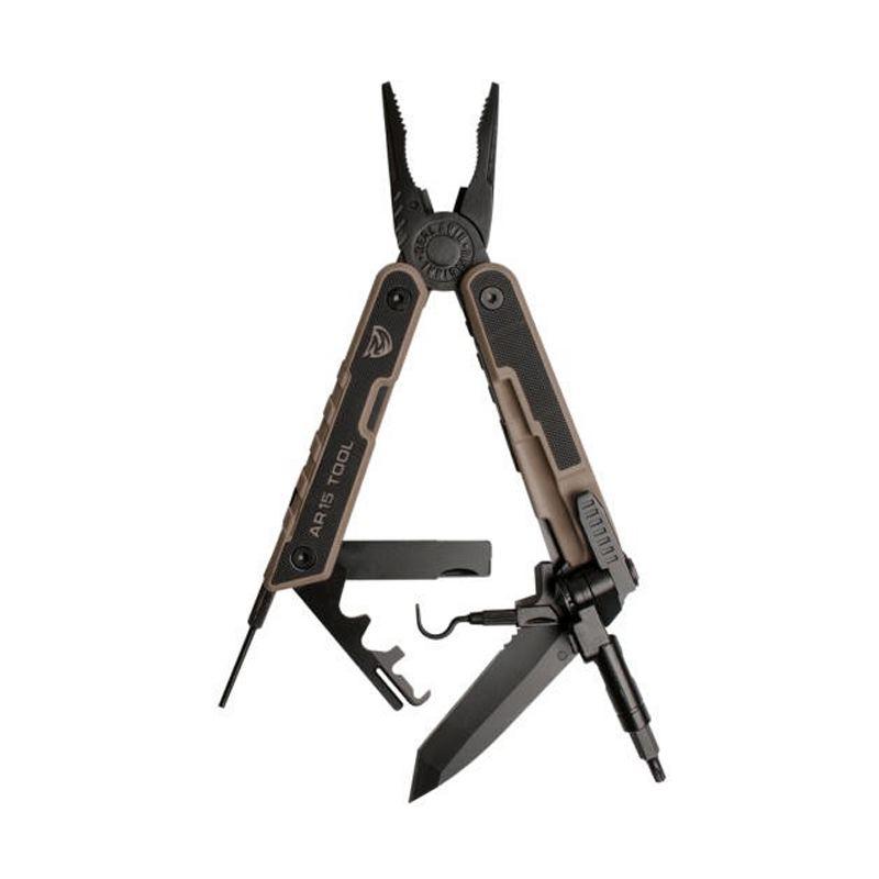 Ar15 tool real avid avec pochette molle outil multiple