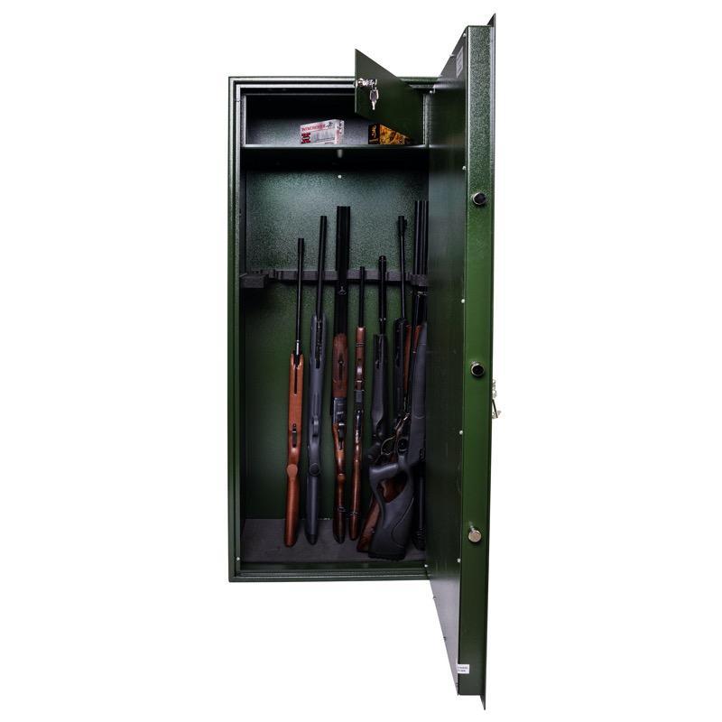 Armoire forte fusil et carabine coffre waldberg 15 armes1