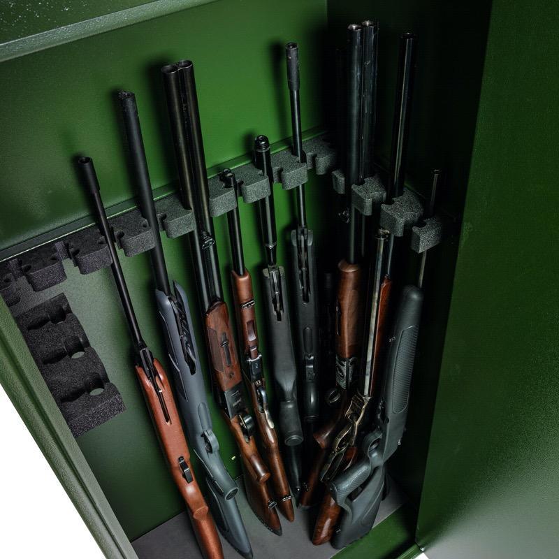 Armoire forte fusil et carabine coffre waldberg 15 armes2