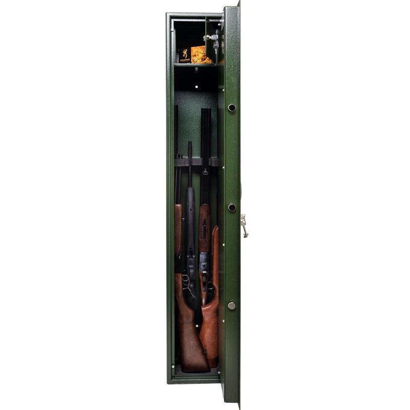 Armoire forte fusil et carabine coffre waldberg 6 armes1