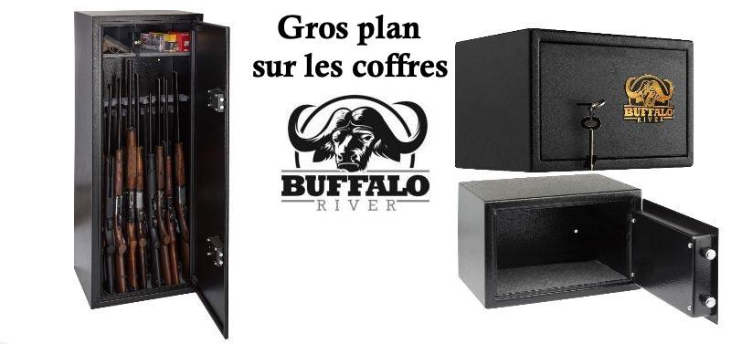 Armoire forte pour arme buffalo river
