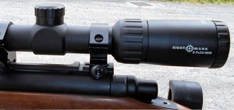 Article chasseur de sanglier sur la sightmark 3 12x56 hdr 1