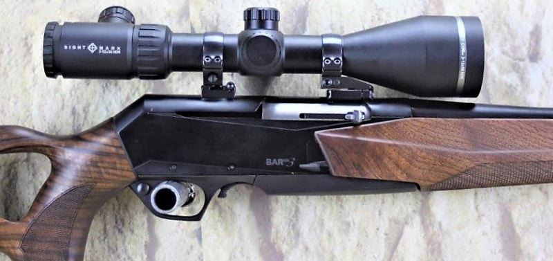 Article chasseur de sanglier sur la sightmark 3 12x56 hdr - Table balistique winchester ...