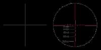 Athlon bdc 600 reticle yds