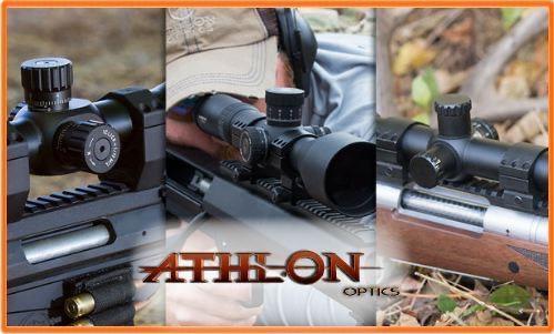 Athlon optics chasseur et compagnie