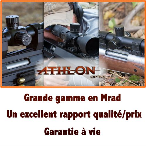 Athlon optics en france