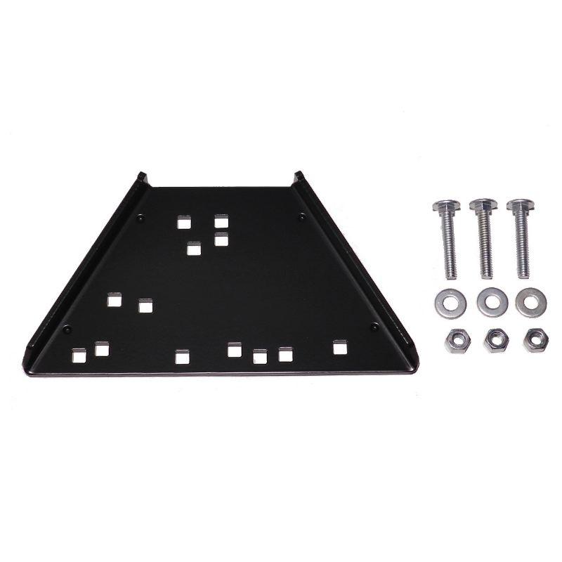 Base bench plate plaque fixation plaque pour lee bench plate