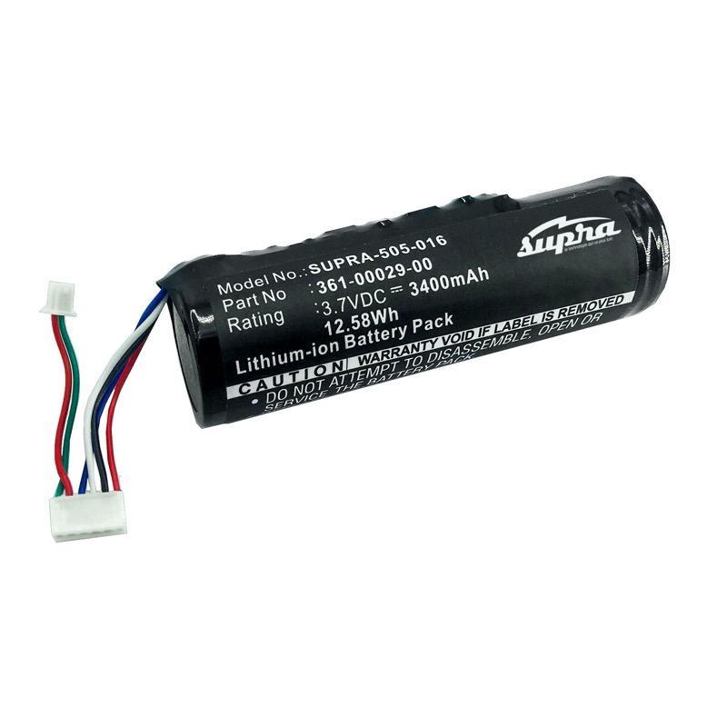 Batterie pile rechargeable de collier garmin dc30 et dc40 1