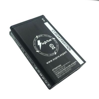 Batterie puissante de central garmin par supra 2200mah