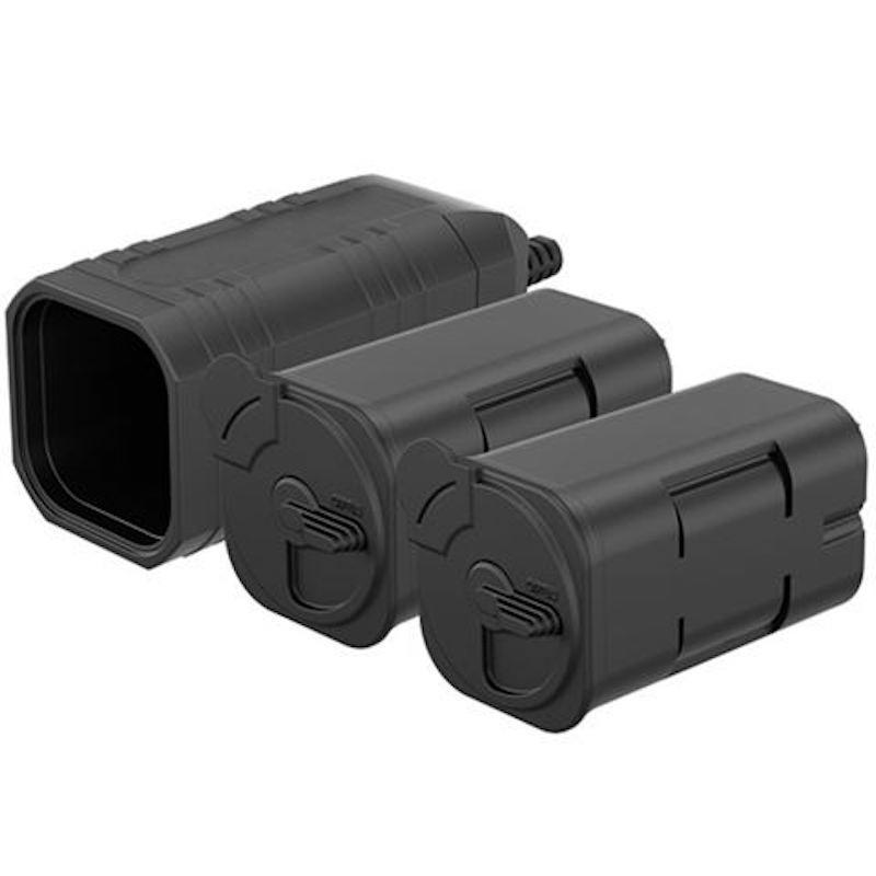Batterie yukon sightline double pack grande autonomie 6h