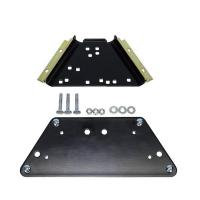Bench plate Support de fixation Lee