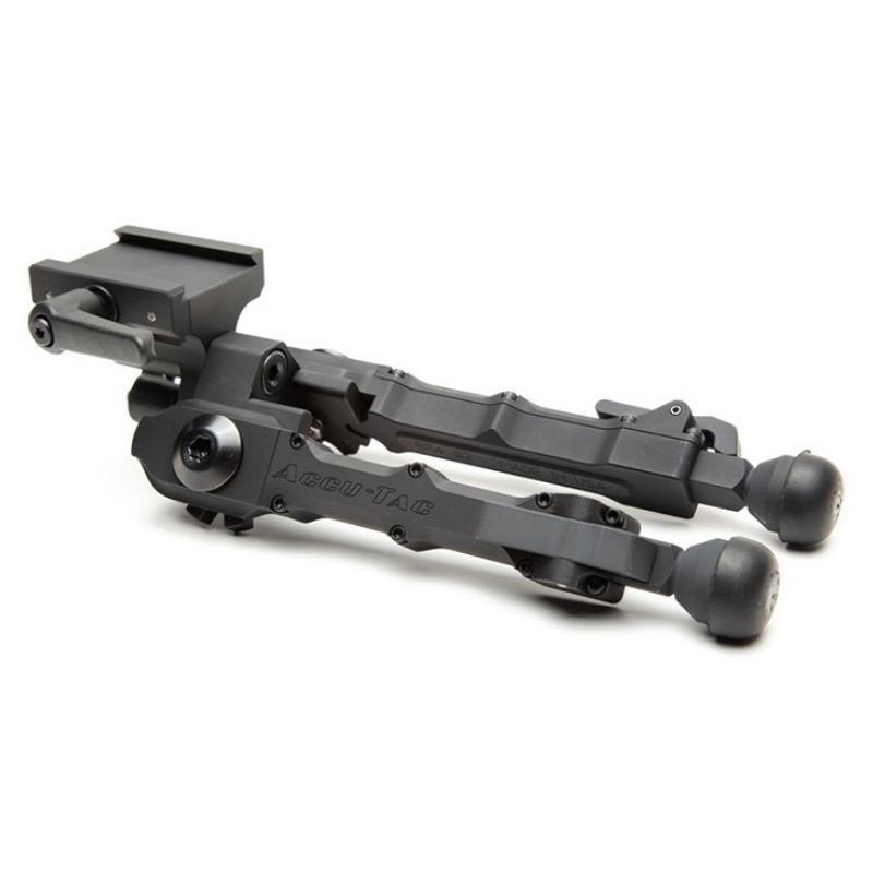 Bipied accu tac br 4 g2 pour montage arca direct sur arme
