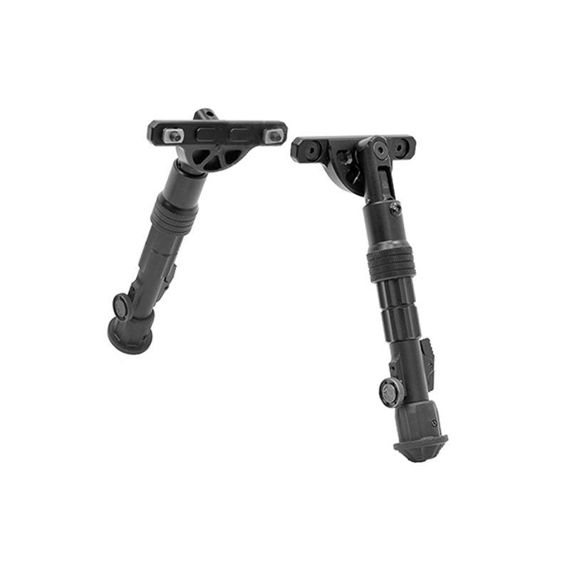 Bipied carabine compatible magpul pour ar15 et autres armes