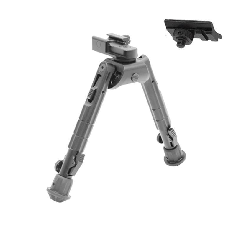 Bipied pour carabine recon 360 17 7 23cm utg tete rotative