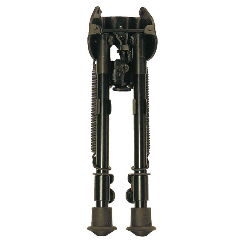 Bipied repliable hauteur 16 a 23 cm pour fusil et carabine