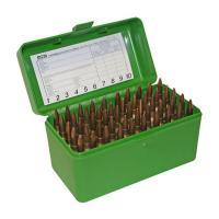 boite à munitions 50 compartiments MTM RL-50