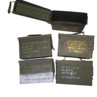 Caisse à munition de surplus 7,62mm