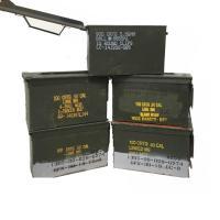 Caisse à munition de surplus cal. 223