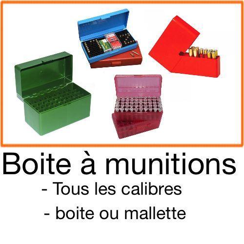 Boite a munitions
