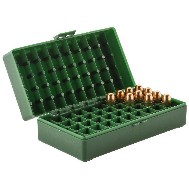 Boite munition 45 acp 10 mm auto 40 s w 41 ae