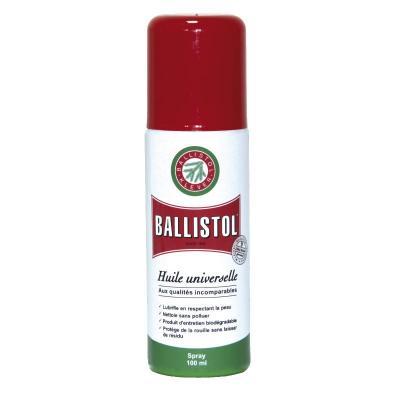Bombe huile de protection Ballistol