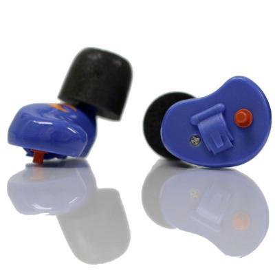 Bouchon anti bruits oreillettes actives shothunt 32 db bleu