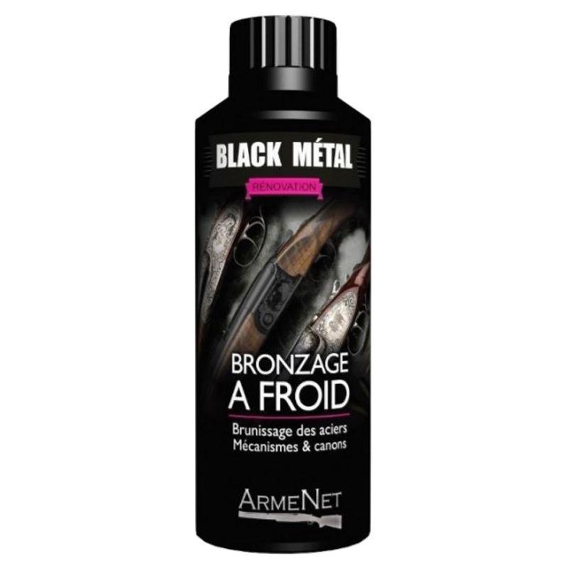 Bronzage à froid Armenet Black Métal
