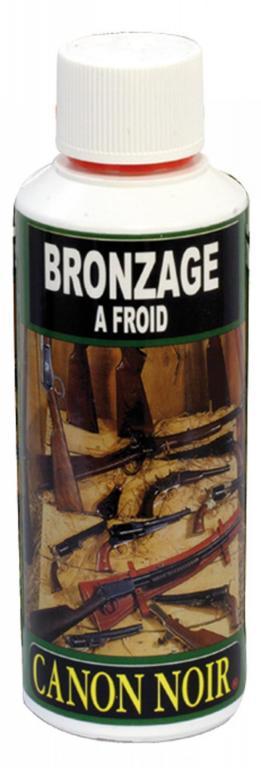 Bronzage a froid canon noir au meilleur prix chez chasseur et compagnie