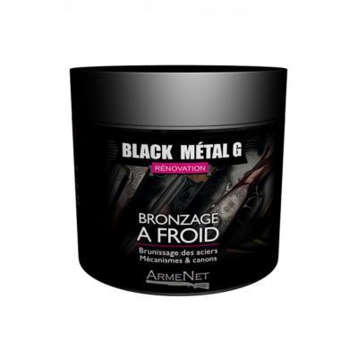 Bronzage à froid en gel Armenet Black Métal-G