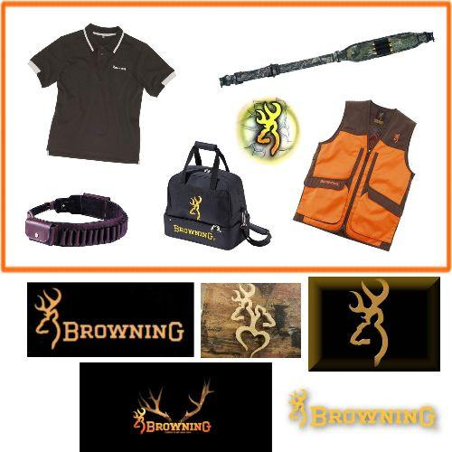 Browning equipement chasse et tir